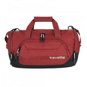Travelite Cestovní/sportovní taška S 6913 23 l – červená