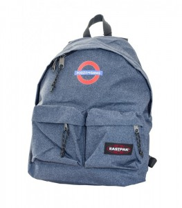 EASTPAK Batoh Padded Doubl'r Double Denim (Podzemgang) 22 l