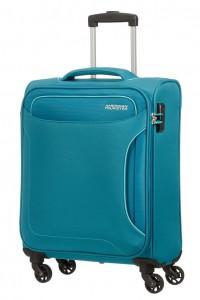 American Tourister Kabinový cestovní kufr Holiday Heat Spinner 50G 38 l – tyrkysová