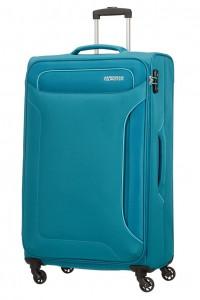 American Tourister Cestovní kufr Holiday Heat Spinner 50G 108 l – tyrkysová