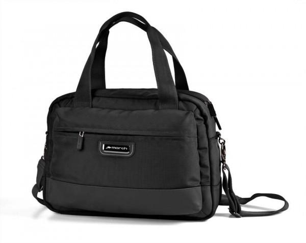 """March Stow a´way palubní taška na 38x27x15 cm NB 13"""" Black"""