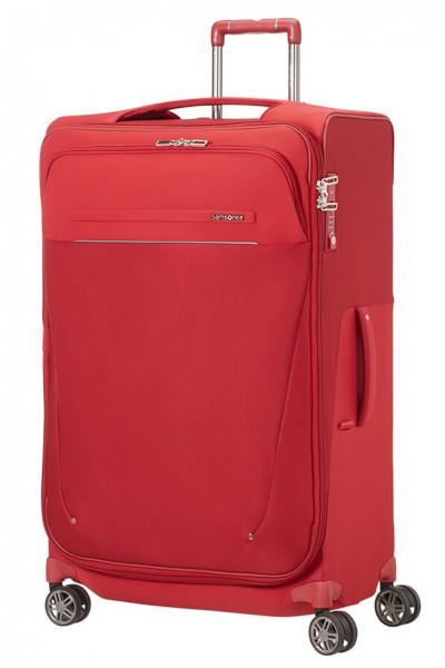 Samsonite Cestovní kufr B-Lite Icon Spinner CH5 EXP 107,5/117,5 l – červená