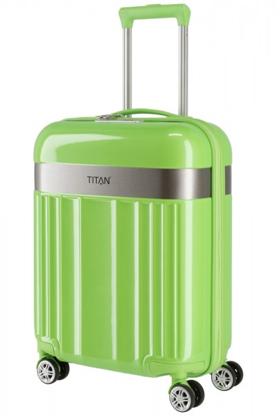 Titan Kabinový cestovní kufr Spotlight Flash 4w S Flashy Kiwi 37 l