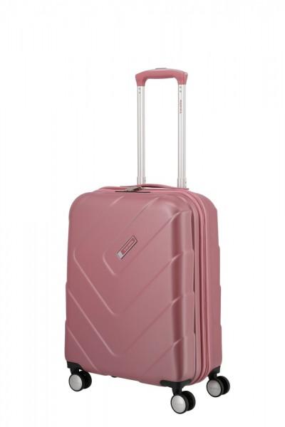 Travelite Kabinový cestovní kufr Kalisto S Rose 40 l
