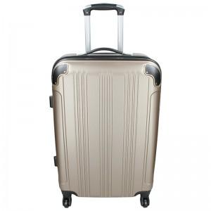 Cestovní kufr Madisson Michaela L – zlatá