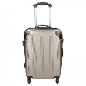 Cestovní kufr Madisson Michaela S – zlatá