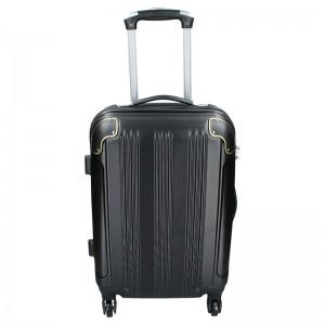 Cestovní kufr Madisson Michaela S – černá