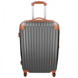 Cestovní kufr Madisson Apolen L – šedo-hnědá