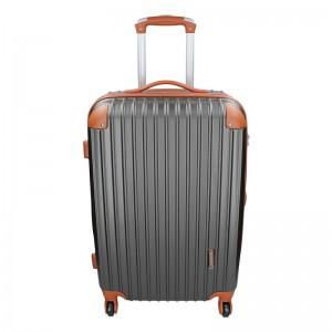 Cestovní kufr Madisson Apolen M – šedo-hnědá