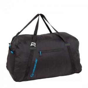 Lifeventure Packable Duffle 70 l Black