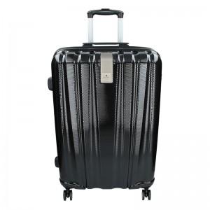 Cestovní kufr Snowball Lada M – černá