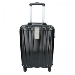 Cestovní kufr Snowball Lada S – černá