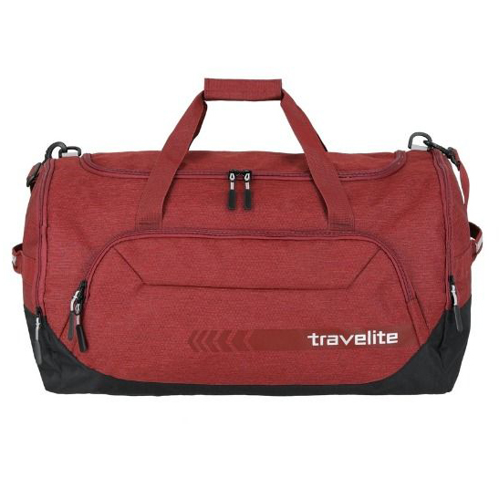 Travelite Kick Off Duffle L Red