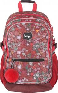 Baagl Školní batoh Love A-6179 23 l