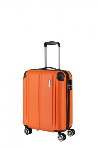 Travelite Kabinový cestovní kufr City S Orange 40 l