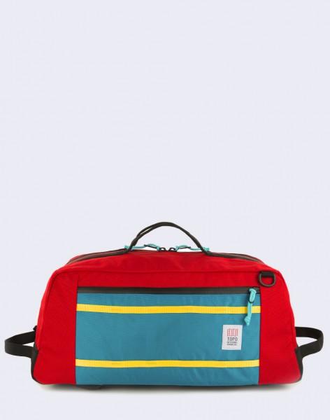 Topo Designs Mountain Duffel 40 l Red
