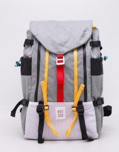 Batoh Topo Designs Mountain Pack Silver