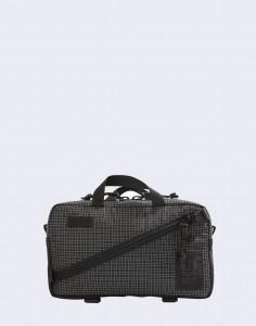 Topo Designs Quick Pack Black/ White Ripstop
