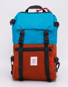 Batoh Topo Designs Rover Pack Turquoise/ Clay