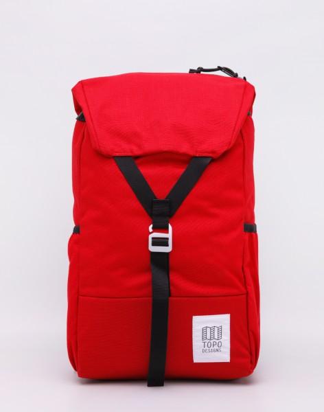 Batoh Topo Designs Y-Pack Red