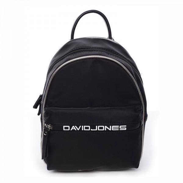 Módní dámský batůžek David Jones Wendy – černá