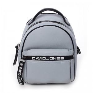 Módní dámský batůžek David Jones Terrna – modrá