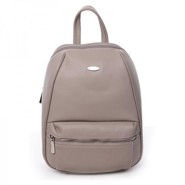 Módní dámský batoh David Jones Olivia – šedá