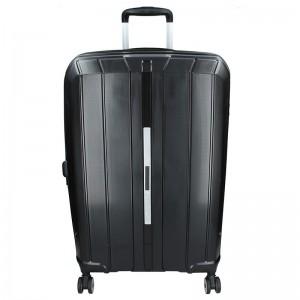 Cestovní kufr Snowball Barcelona L – černá