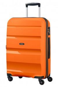 American Tourister Cestovní kufr Bon Air Spinner 85A 57,5 l – oranžová