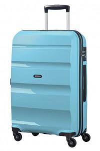 American Tourister Cestovní kufr Bon Air Spinner 85A 57,5 l – světle modrá