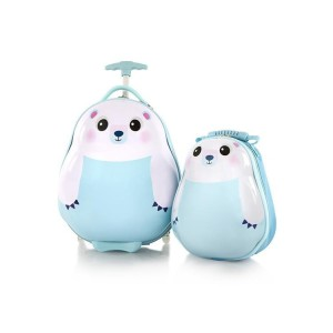 Heys Sada batohu a kabinového kufru Travel Tots Kids Polar Bear