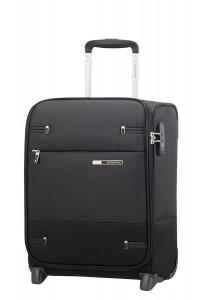 Samsonite Kabinový cestovní kufr Base Boost Upright Underseater 38N 26 l – černá