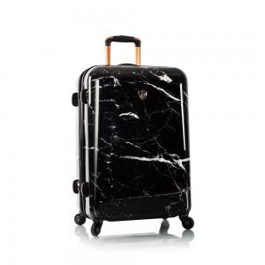Heys Cestovní kufr Marquina M Black Marble 89 l
