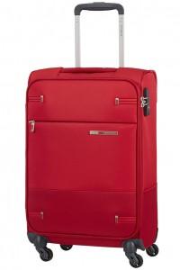 Samsonite Kabinový cestovní kufr Base Boost Spinner 38N 35 l – tmavě červená