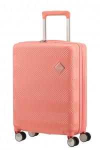 American Tourister Kabinový cestovní kufr Flylife Spinner EXP 81G 35,5/41 l – oranžová