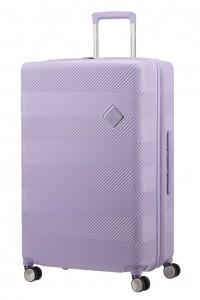 American Tourister Cestovní kufr Flylife Spinner EXP 81G 100/114 l – fialová