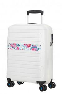 American Tourister Kabinový cestovní kufr Sunside Limited Edition 51G 35 l – colour flowers
