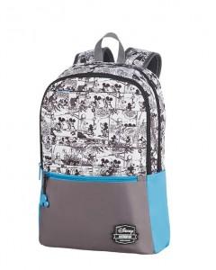 American Tourister Batoh Urban Groove Disney 46C 16 l – modrá