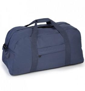 MEMBER'S HA-0047 cestovní taška 35x65x35 cm modrá 80 l