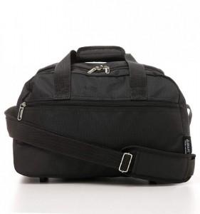 Aerolite 615 palubní cestovní taška Ryanair 40x20x25 cm Black