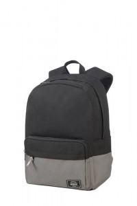 American Tourister UG Lifestyle BP1 volnočasový batoh Black/Grey 23 l