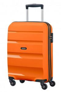 American Tourister Kabinový cestovní kufr Bon Air Spinner 85A 31,5 l – oranžová