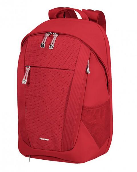 Samsonite Dámský batoh 2WM Lady CM3 14,5 l 14.1″ – červená