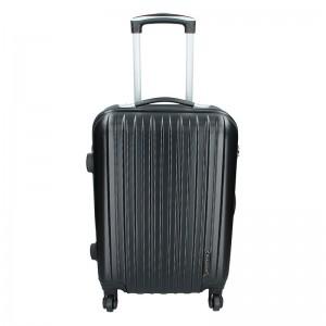 Palubní cestovní kufr Madisson Bilbao – černá