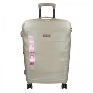 Cestovní kufr Snowball Mocca M