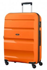 American Tourister Cestovní kufr Bon Air Spinner 85A 91 l – oranžová