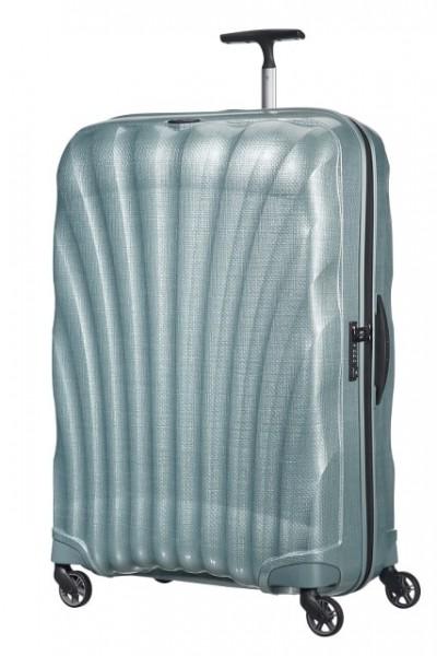 Samsonite Cestovní kufr Cosmolite Spinner V22 123 l – světle modrá