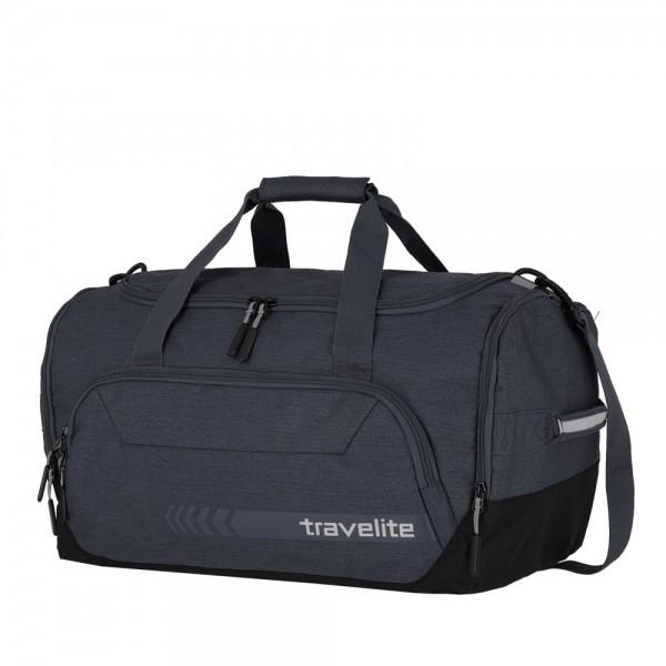 Travelite Cestovní taška Kick Off Duffle M 45 l tmavě šedá
