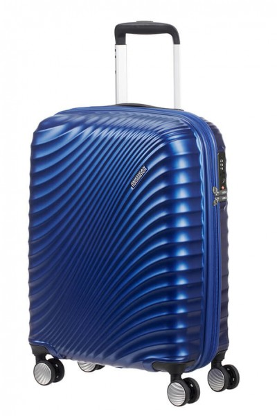 American Tourister Kabinový cestovní kufr Jetglam 71G 35,5 l – modrá