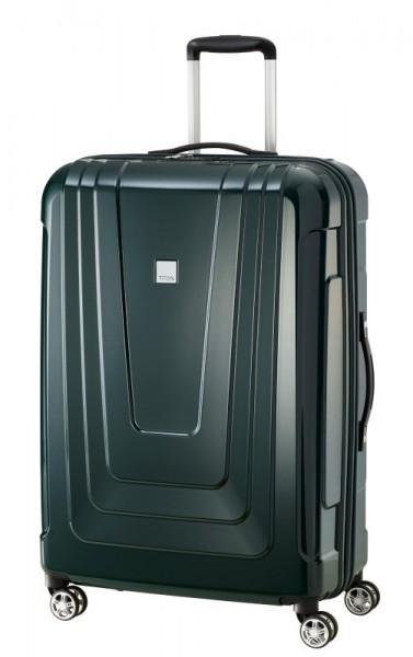 Titan X-ray 4w L Made in Germany cestovní kufr TSA 77 cm 102 l Racing Green